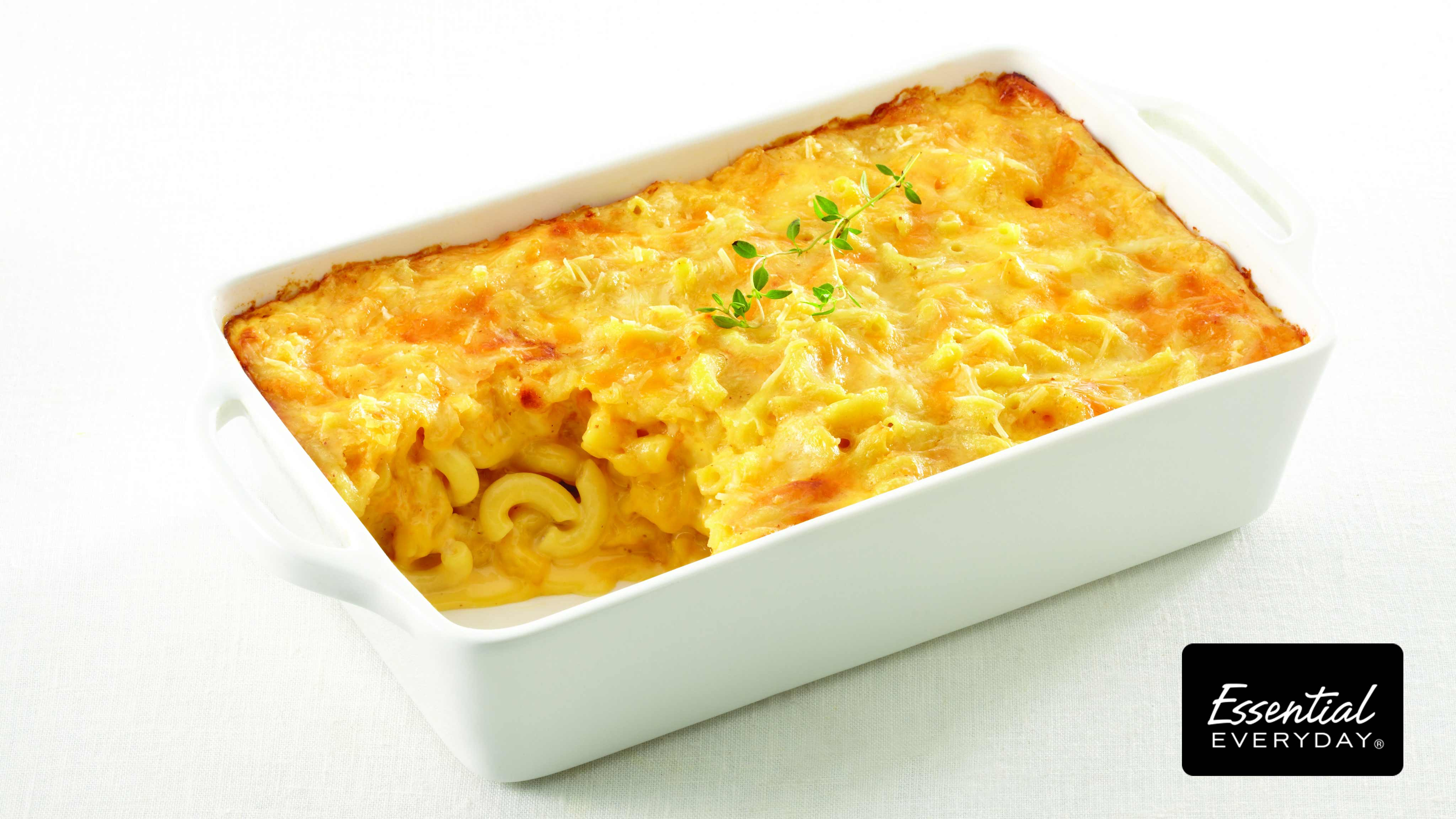 Image for Recipe Baked Mac and Cheese