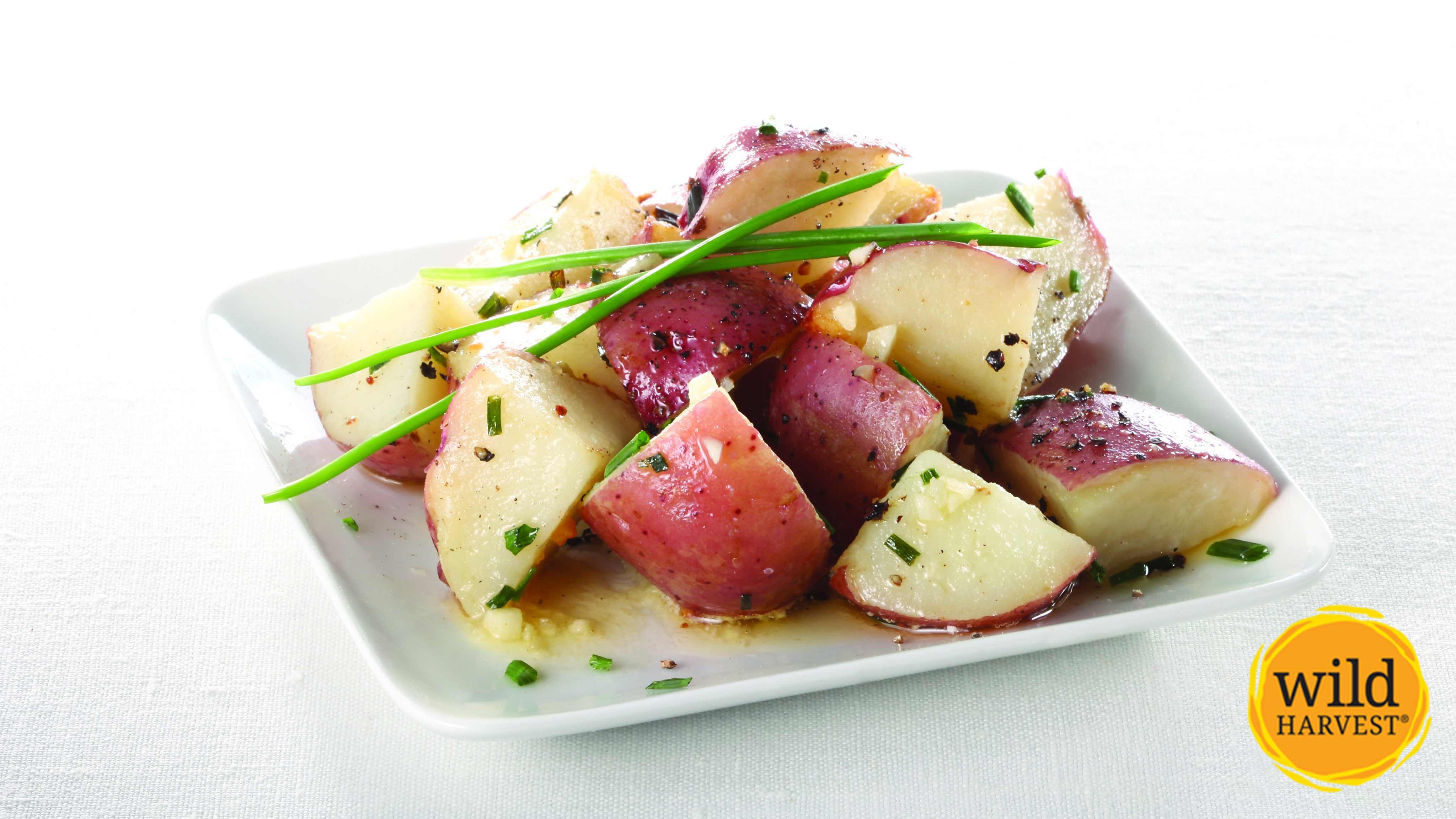 Image for Recipe Chive Buttered Potatoes