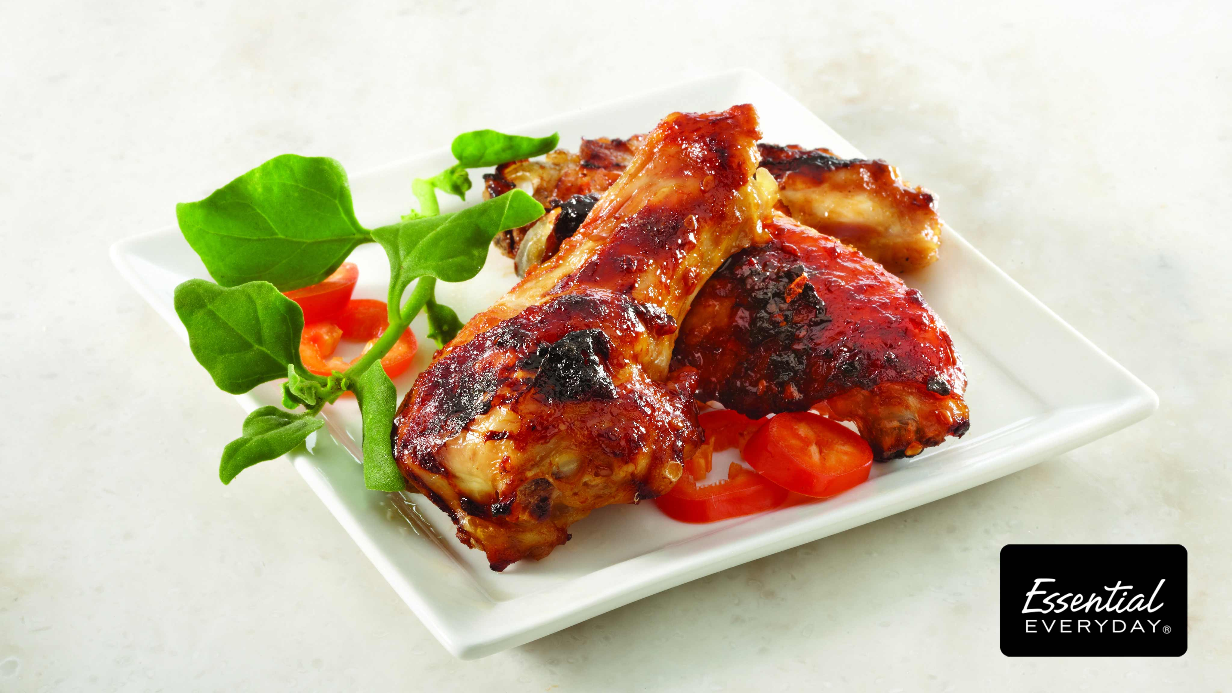 Image for Recipe Marinated Chicken Wings