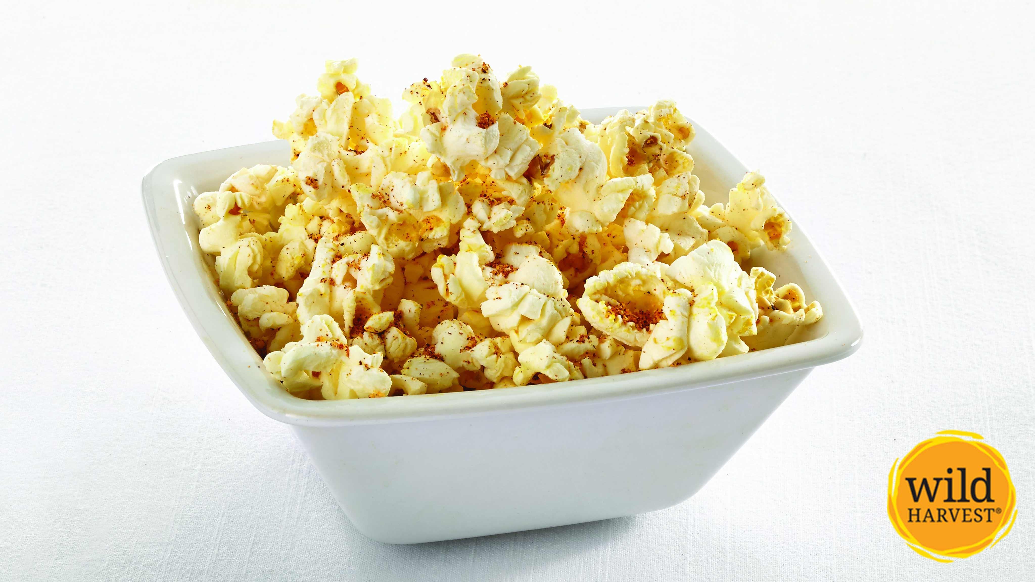 Image for Recipe Nacho Popcorn