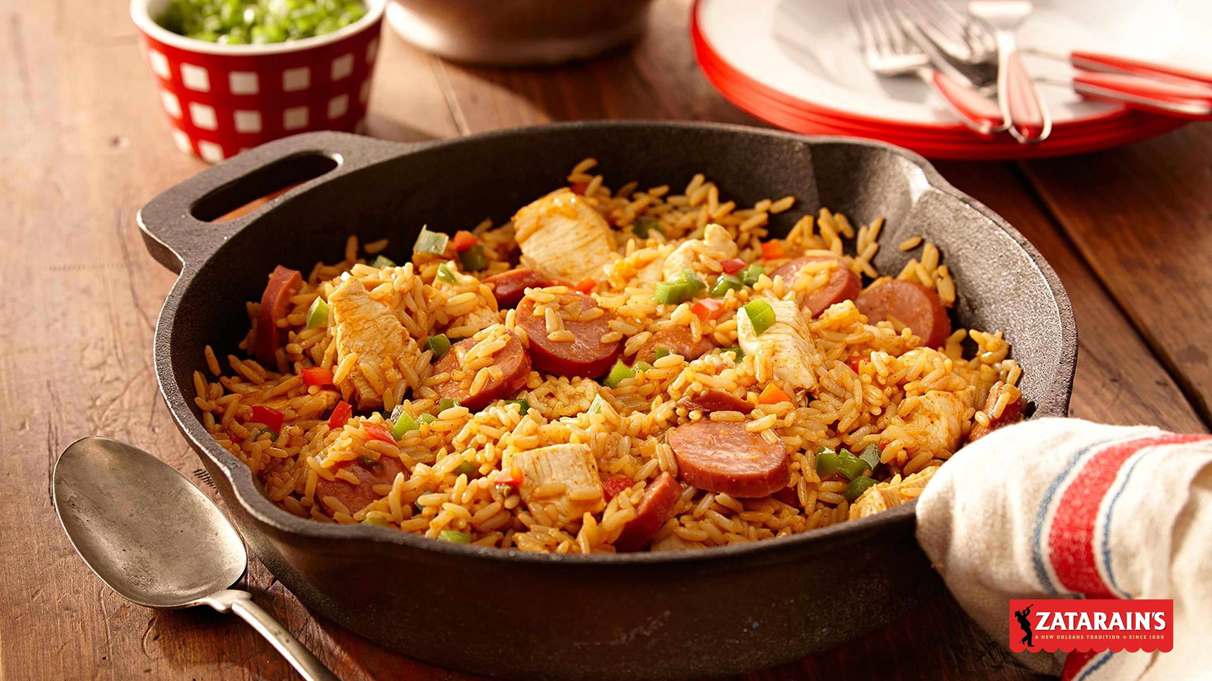 Image for Recipe Feed Your Krewe Jambalaya