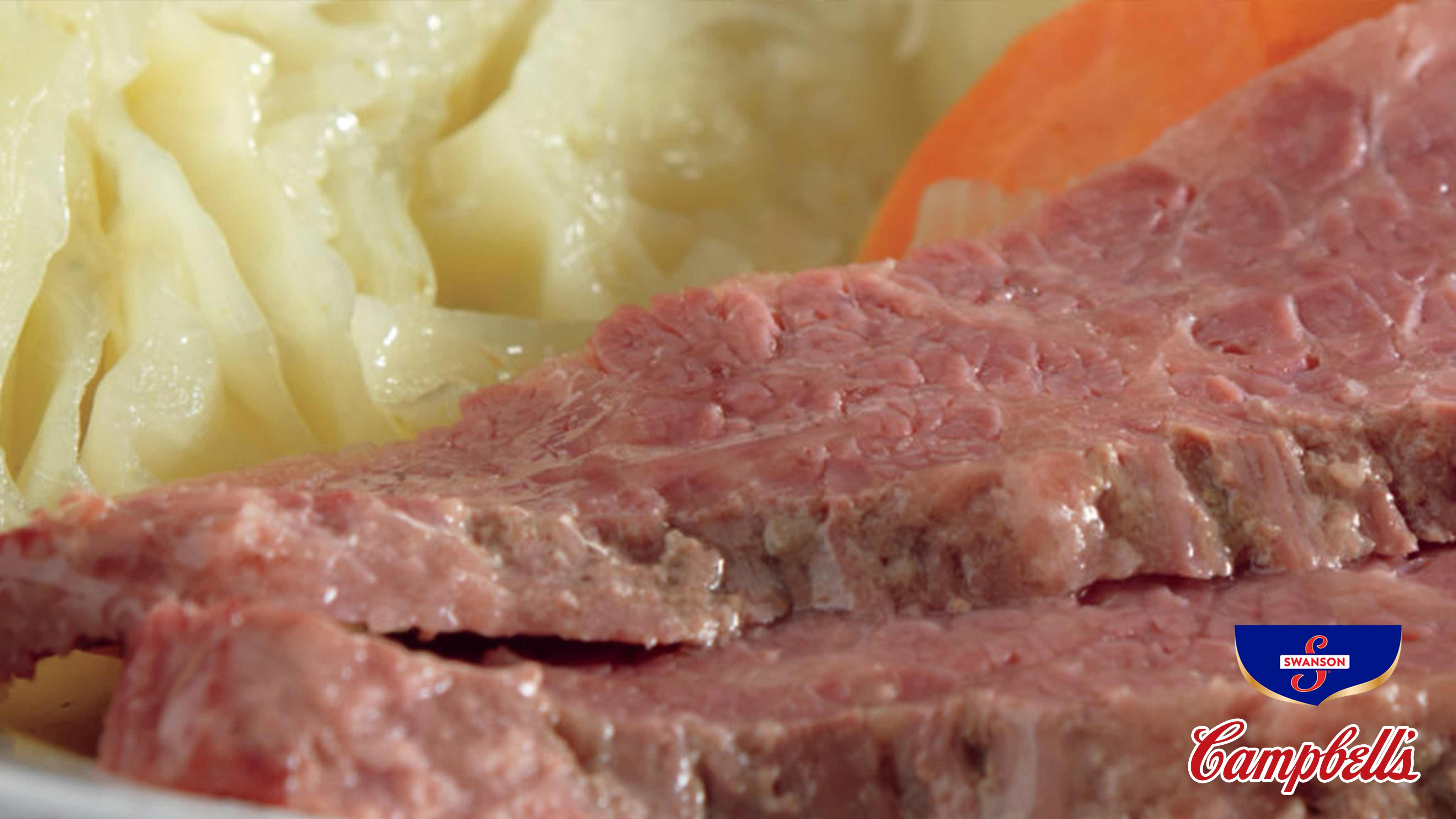 Image for Recipe Slow Cooked Corned Beef Cabbage