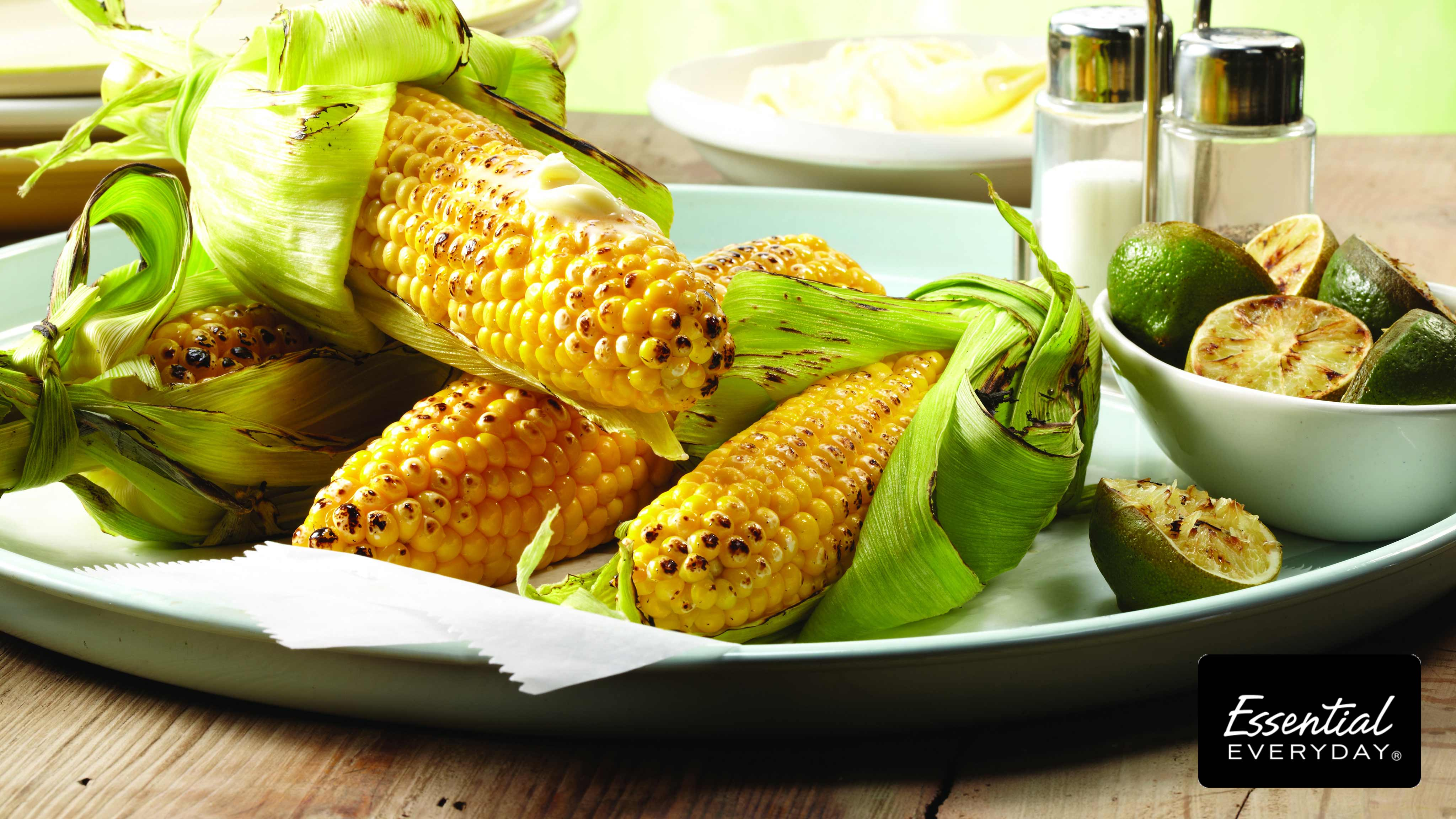 Image for Recipe Grilled Corn on the Cob