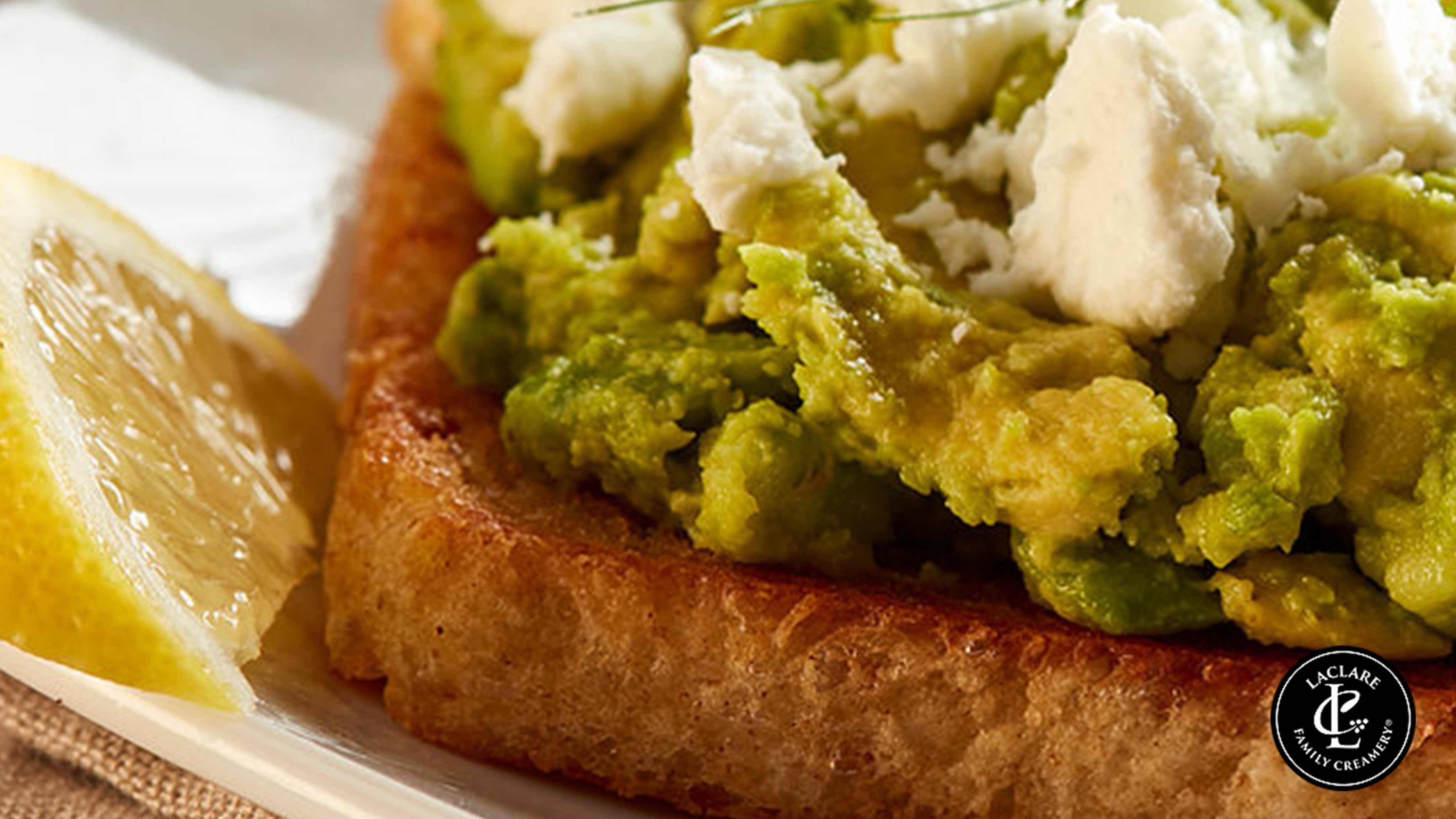 Image for Recipe Avocado Feta Toast