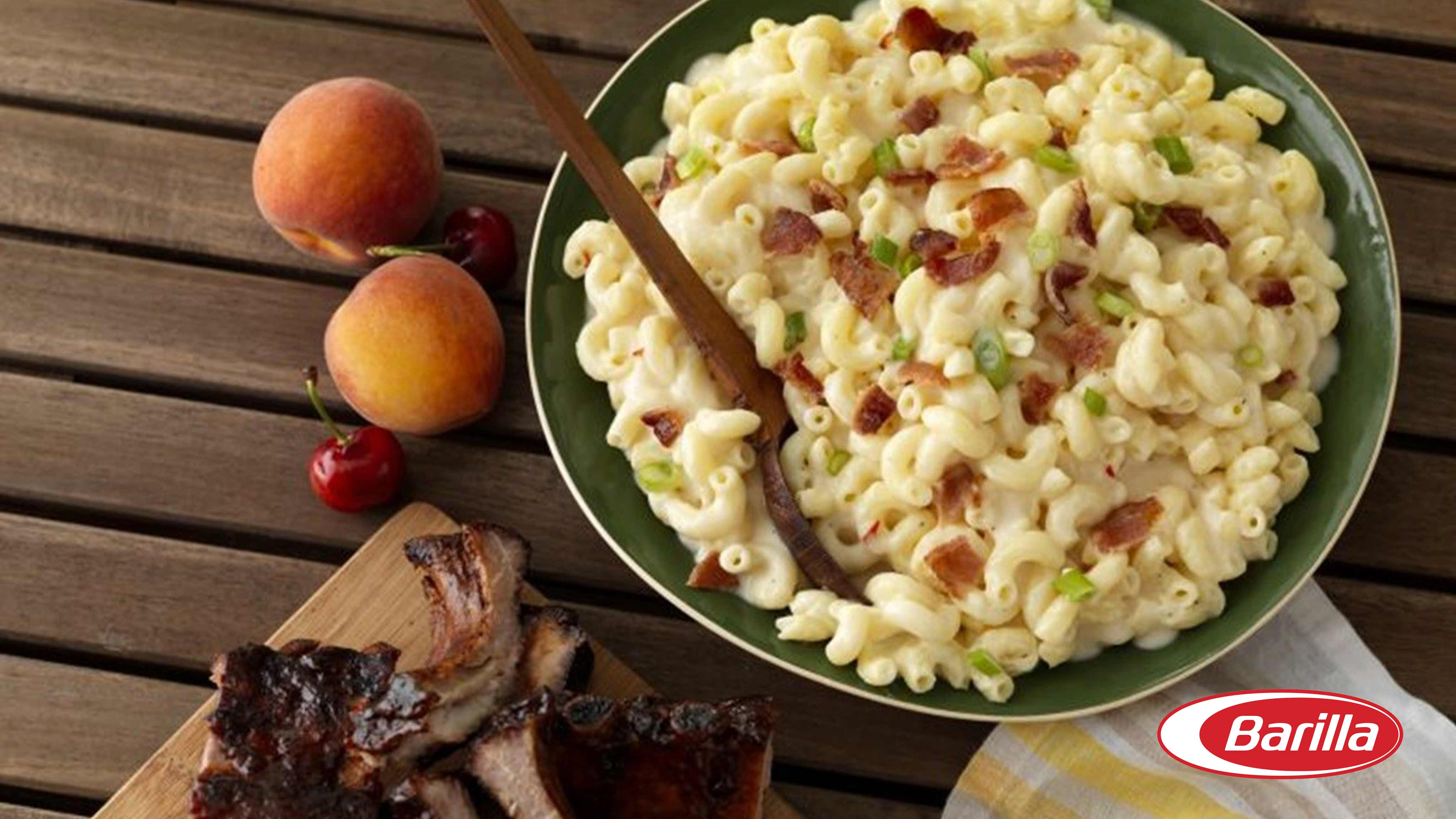 Image for Recipe Barilla® Backyard BBQ Gluten Free Mac and Cheese with Bacon