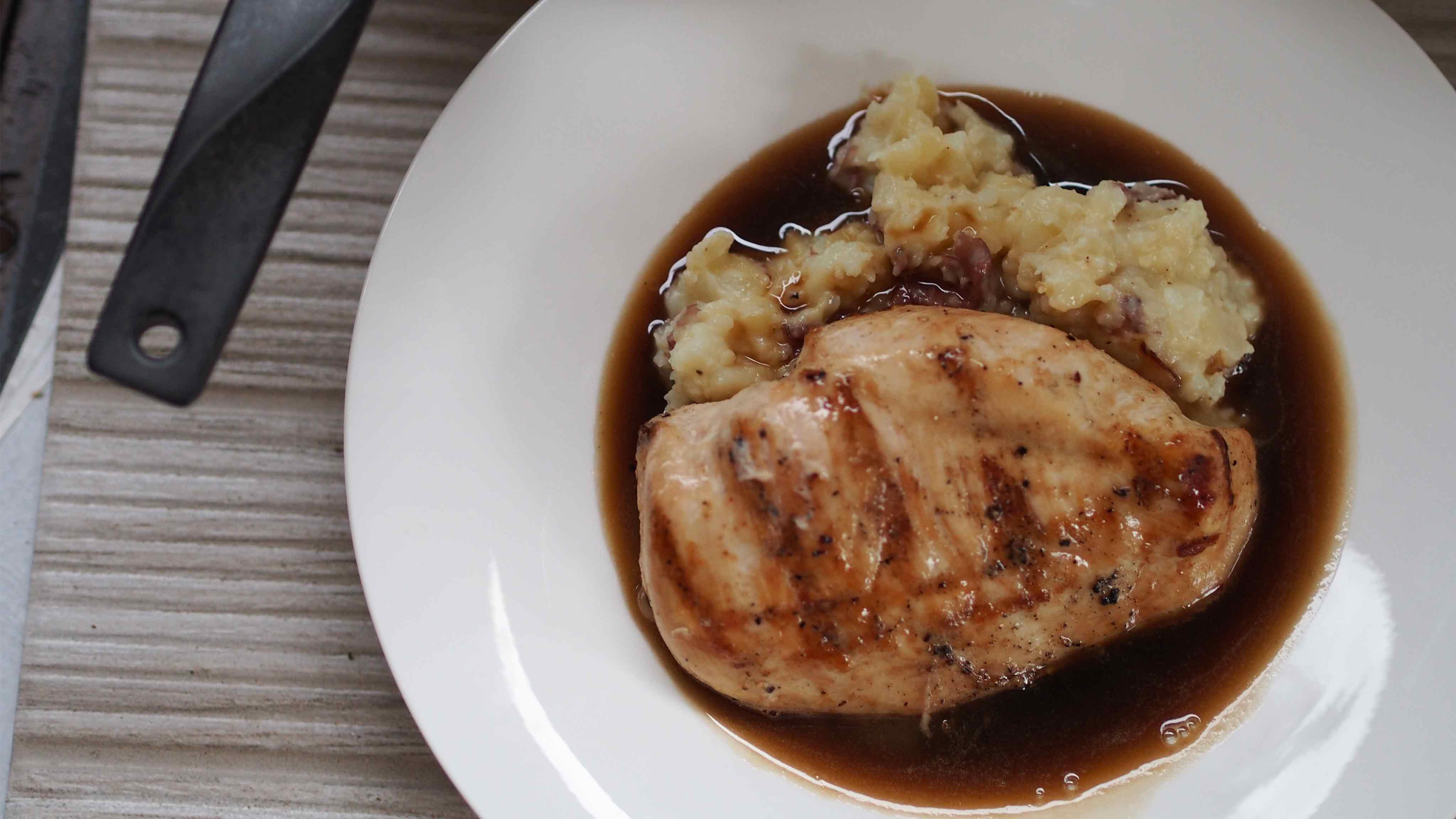 Image for Recipe Guinness Glazed Chicken