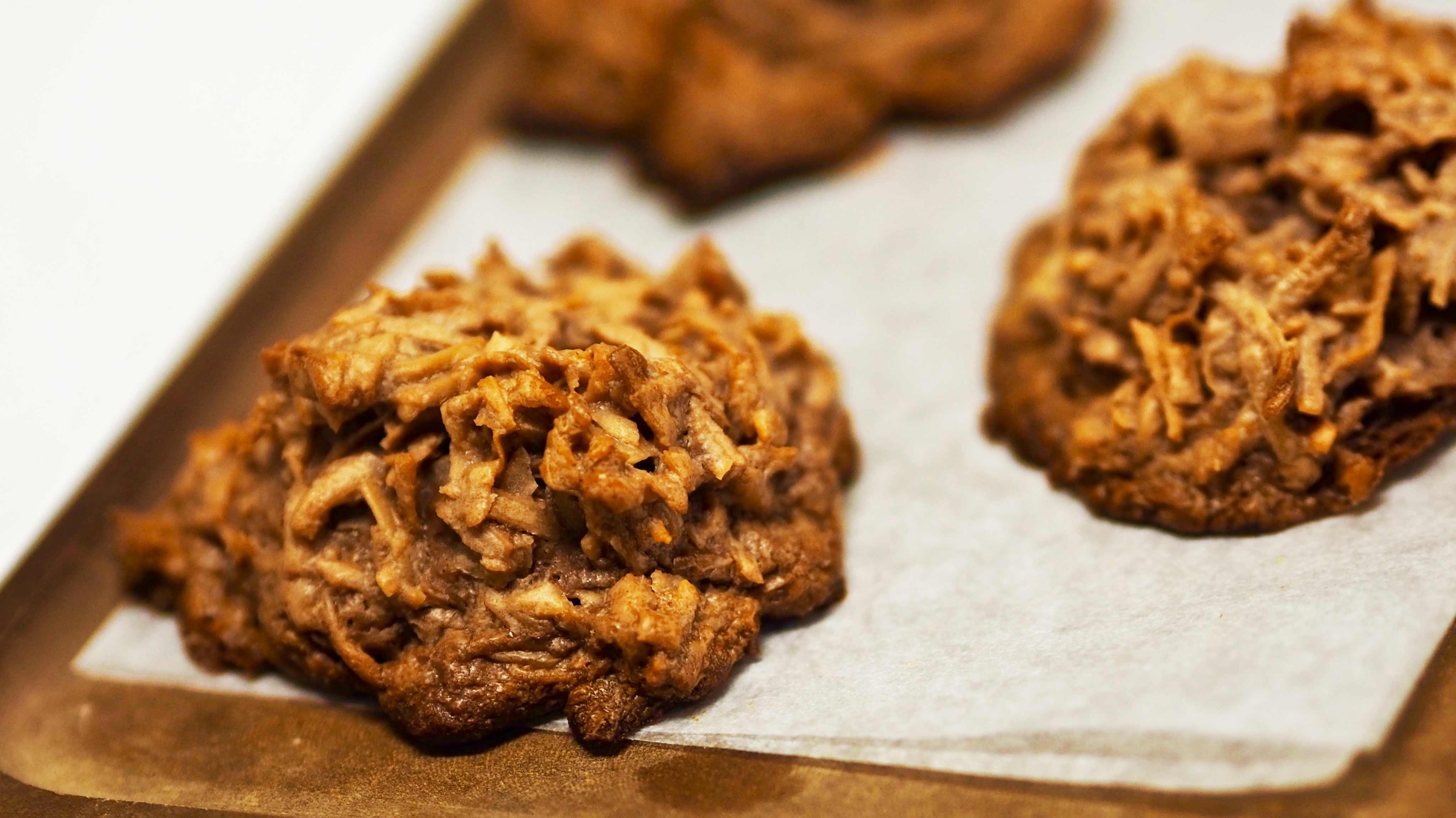 Image for Recipe Chocolate Hazelnut Macaroons